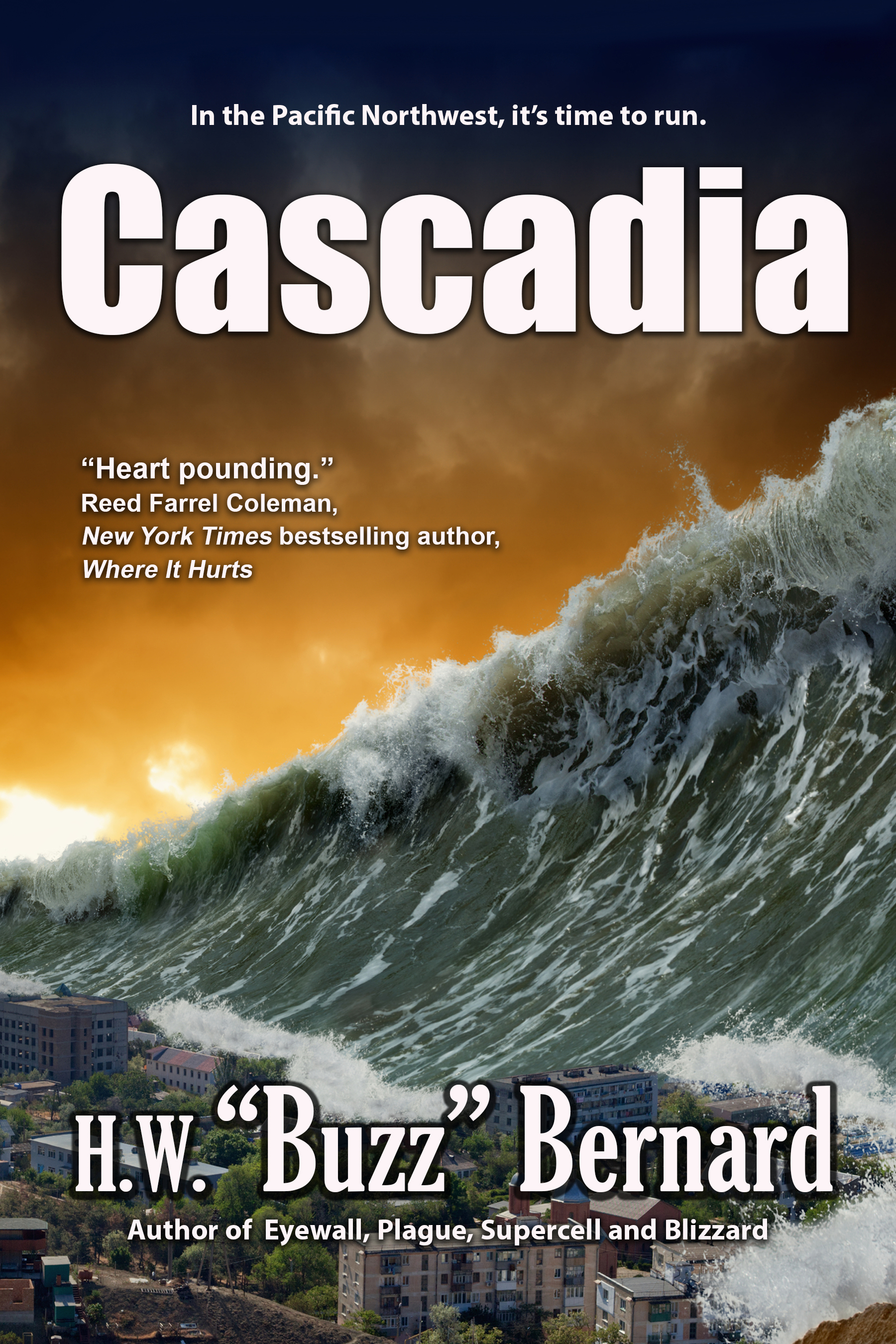 Cascadia by Buzz Bernard
