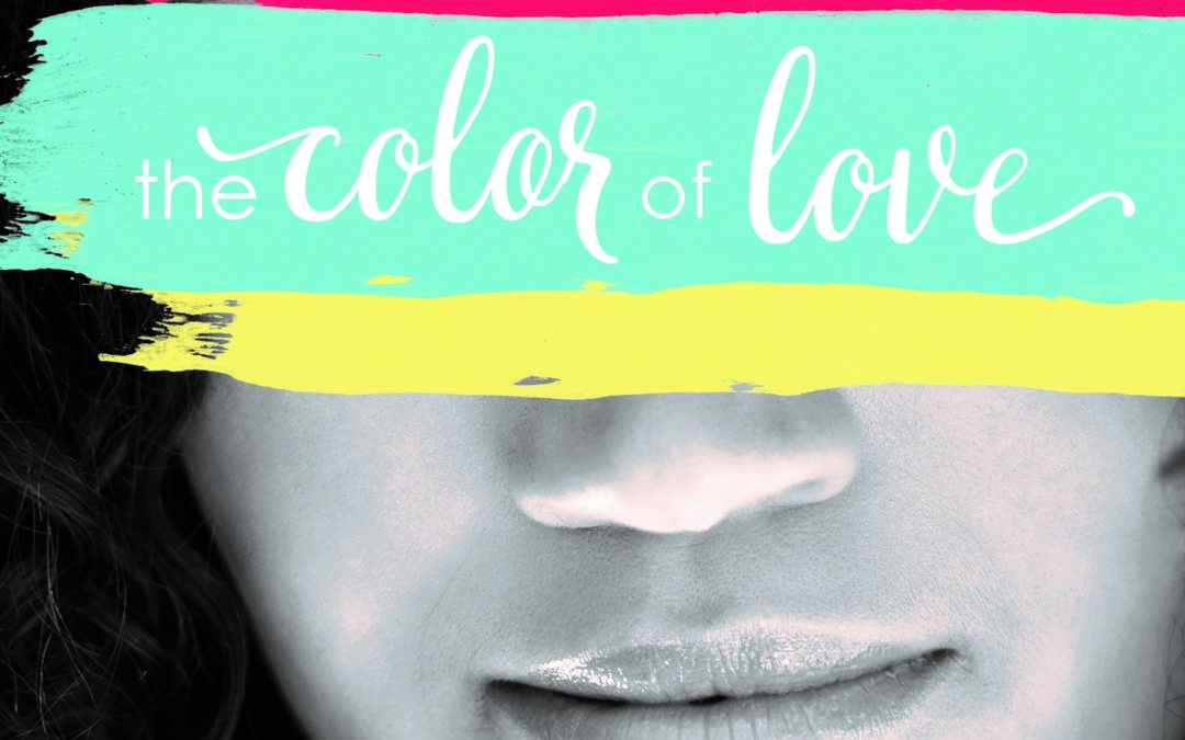 The Color of Love author Ty Mitchell